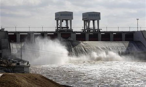 India shares with Pakistan data of three hydropower projects