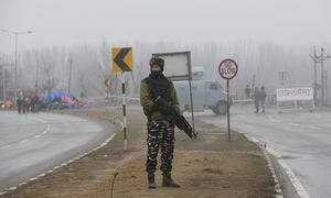 Kashmir bomber radicalised after beating by troops, parents say