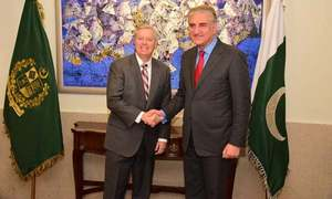 Foreign minister, US delegation discuss 'close engagement' between countries
