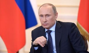 UK and Russia hold first talks in over a year