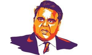 Fawad Chaudhry: The megaphone