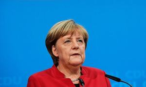 Disarmament efforts must include China, says Merkel