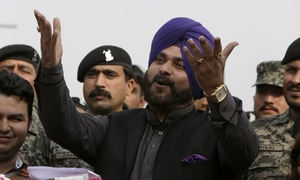 Sidhu sacked from 'The Kapil Sharma Show' over remarks about Kashmir attack
