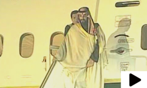 سعودی ولی عہد کا پاکستان آمد پر تاریخی استقبال
