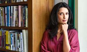 Fatima Bhutto raises the question of identity