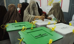 Who is responsible for rigging the 1990 polls?