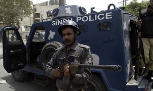 Police party booked for negligence after labour leader's death in police custody in Karachi
