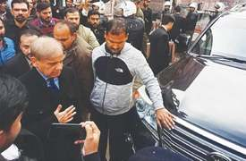 Shahbaz indicted in Ashiyana housing scheme scam