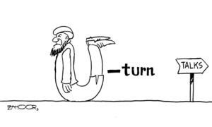 Cartoon: 19 February, 2019