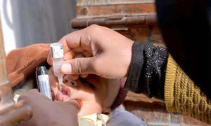 Polio vaccination drive begins in 51 districts