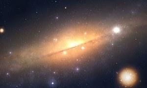 کائنات میں 3 لاکھ نئی کہکشائیں دریافت