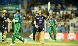 Multan Sultans' bowling disappoints as Quetta Gladiators win PSL clash by 8 wickets