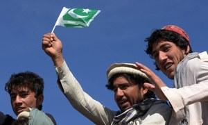 وزیراعظم عمران خان اور قبائلی افراد کے دل اور دماغ کی جیت