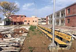 Hassanabdal sports complex facing delays due to lack of funds