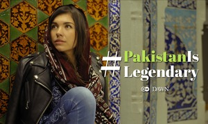 Watch #PakistanIsLegendary, a film on the folklore of Sindh through the eyes of Eva zu Beck