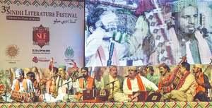 Third Sindh Literature Festival opens