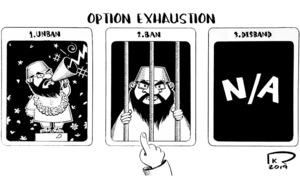 Cartoon: 24 February, 2019