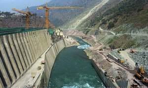 مہمند ڈیم منصوبے کی لاگت کم ہوکر 291 ارب روپے ہوگئی