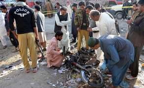 Man killed in Dera Murad Jamali blast