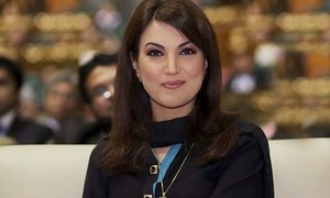 ریحام خان کے پاکستان میں داخلے پر پابندی کا مطالبہ