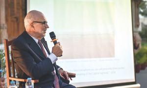 Harvard professor recalls legacy of Islamabad master planner Doxiadis