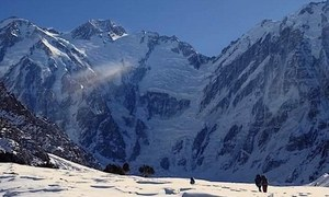 Mountaineers from Italy, UK reported missing during Nanga Parbat expedition