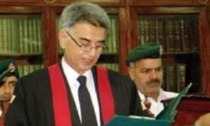 Peshawar High Court judge, driver injured in gun attack: police