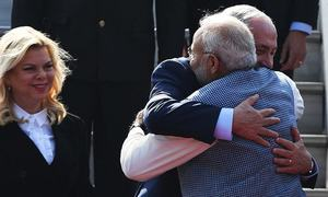 Israel playing big role in India's conflict with Pakistan