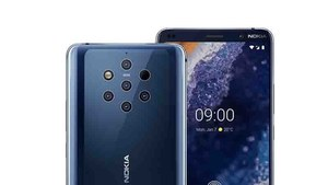 Nokia launches world's first smartphone with a unique five camera array in Barcelona