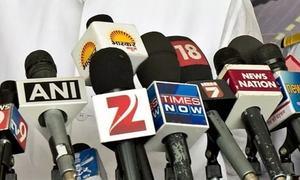 بھارتی میڈیا کی مضحکہ خیز رپورٹنگ، پاکستان کے خلاف دعووں کا پول کھل گیا