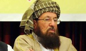 مولانا سمیع الحق کے قتل کے الزام میں مفرور سیکریٹری گرفتار