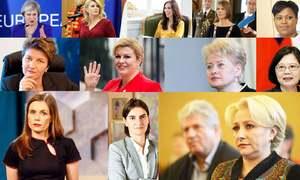 دنیا کی حکمران عورتیں