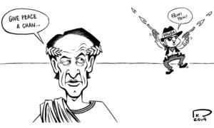 Cartoon: 3 March, 2019