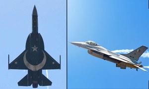 جے ایف-17 تھنڈر اور ایف-16 : دونوں میں کیا فرق ہے؟