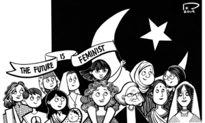 Cartoon: 8 March, 2019