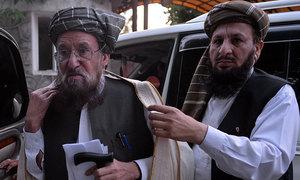مولانا سمیع الحق کے سیکریٹری سے قتل کے الزامات واپس لے لیے گئے