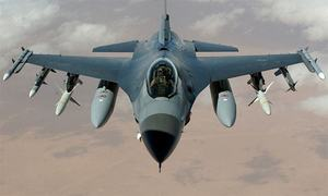Deal allows Pakistan to use F-16s as 'deterrence against India'