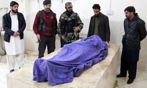 افضل کوہستانی کے قتل کے الزام میں ایک اور شخص گرفتار