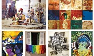 Works of pioneering Pakistani artists showcased