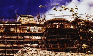 The debate caused by the restoration of the Baltit fort in Hunza