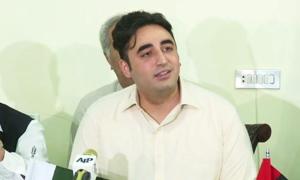 Bilawal to meet Nawaz in jail tomorrow