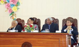 Mauritian envoy attends contest