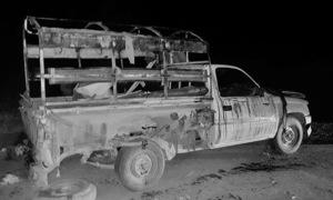 4 policemen injured in explosion targeting CTD vehicle in Quetta