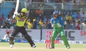 Consolation win for Sultans as Qalandars finish last, yet again
