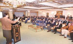 'Sky is the limit' for urban growth, says Imran