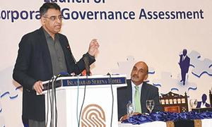 Efforts on to modernise corporate sector: Asad