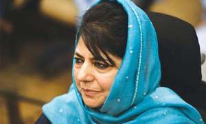 Modi's ex-ally Mehbooba Mufti asks India to hold talks with Pakistan