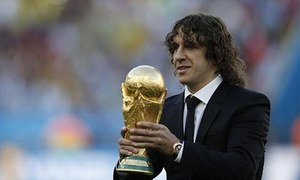 Spain, Barcelona legend Carles Puyol to visit Karachi on Saturday