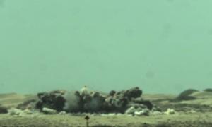 پاک فضائیہ کا جے ایف17سے طویل فاصلے تک مار کرنے والے میزائل کا کامیاب تجربہ