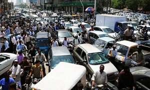 SHC seeks 'consensus' action plan to ease traffic in Karachi